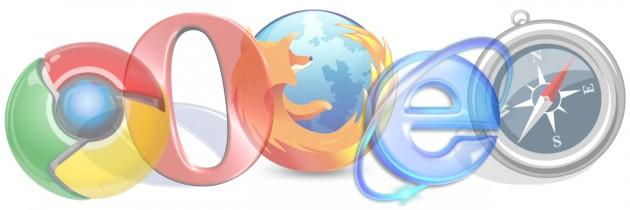 Browser Statistik 2011: Die Browser Marktanteile in Deutschland