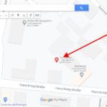 Wie setzt man eine Stecknadel bei Google Maps?