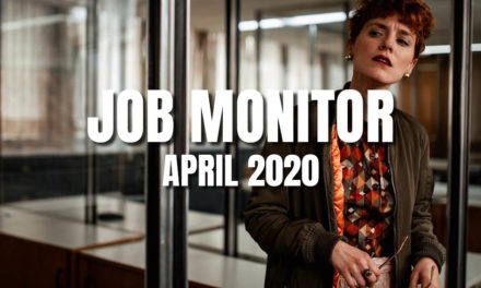 Marketing Job Monitor April 2020