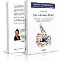 Buch Quo vadis Social Media? Zur Zukunft von sozialen Netzwerken und Facebook in Deutschland