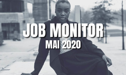 Marketing Job Monitor Mai 2020