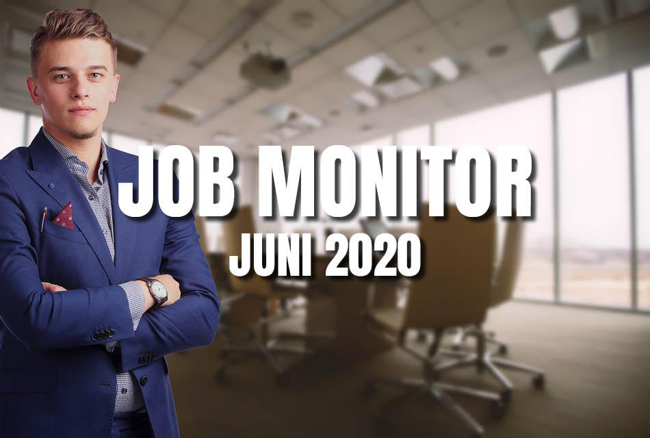 Marketing Job Monitor Juni 2020