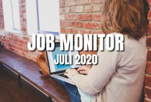 Marketing Job Monitor Juli 2020
